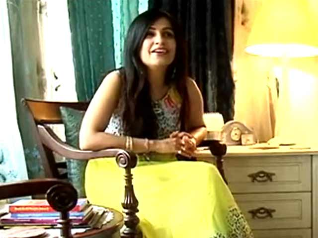 Video : Celebrity home: Singer Shibani Kashyap's abode