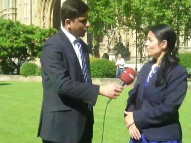 Video : British MP Priti Patel on Narendra Modi on Eve of Election Results