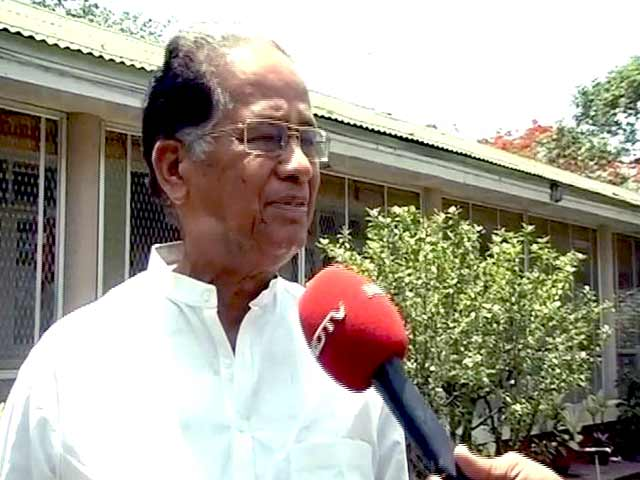 Video : Election Results 2014: Tarun Gogoi Accepts Moral Responsibility