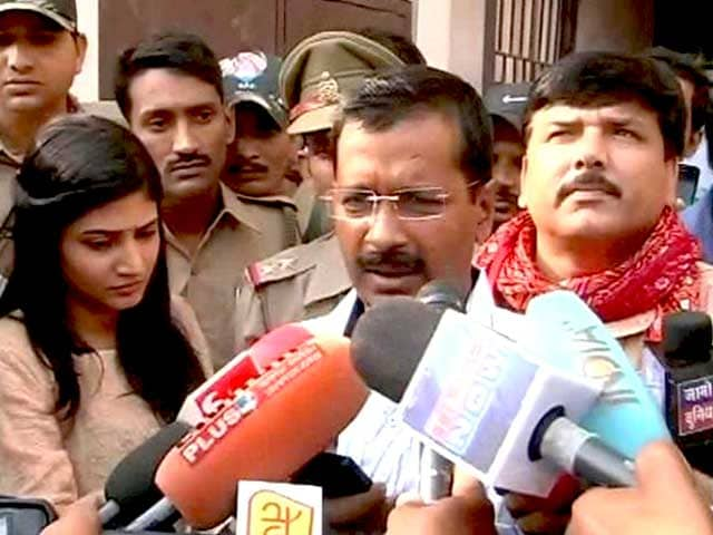 Video : Election Results 2014: Happy With Punjab, Disappointed With Delhi, Says Arvind Kejriwal