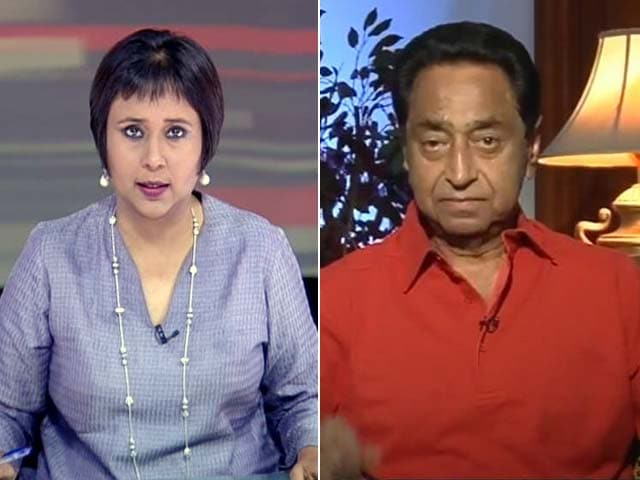 Video : Watch: Have Internal Elections; End Patronage - Kamal Nath Tells NDTV
