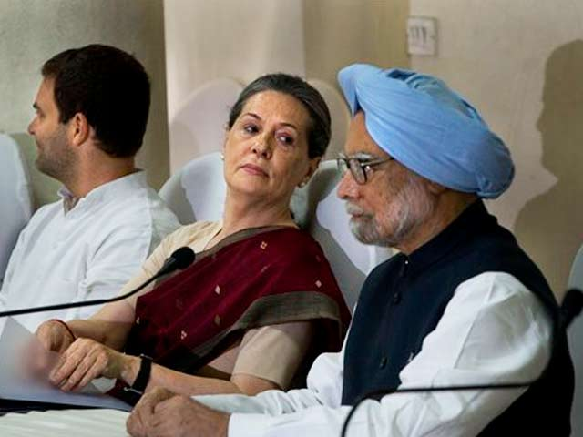 Video : Congress Unchanged. Gandhis' Offer to Resign Rejected.