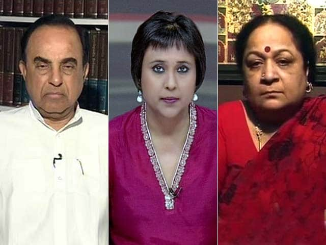 "Video : Watch: Debacle, Dynasty, Drama - Congress ""Resigned"" to its Fate?"