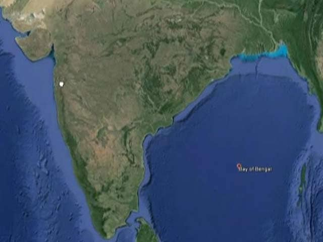 Video : Magnitude 5.6 Quake Hits Bay of Bengal, Tremors Felt in Delhi, Kolkata