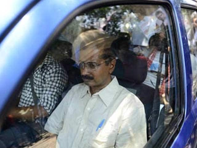 Video : Arvind Kejriwal in Tihar Jail, AAP Plans Door-to-door Campaign
