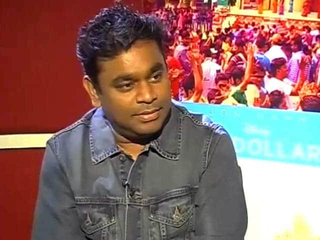Video : <i>Kochadaiiyaan</i> has  Immortalised a Living Legend: AR Rahman