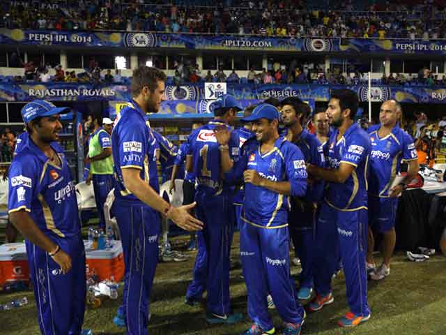 Video : Can Rajasthan Royals storm into the IPL 7 playoffs?