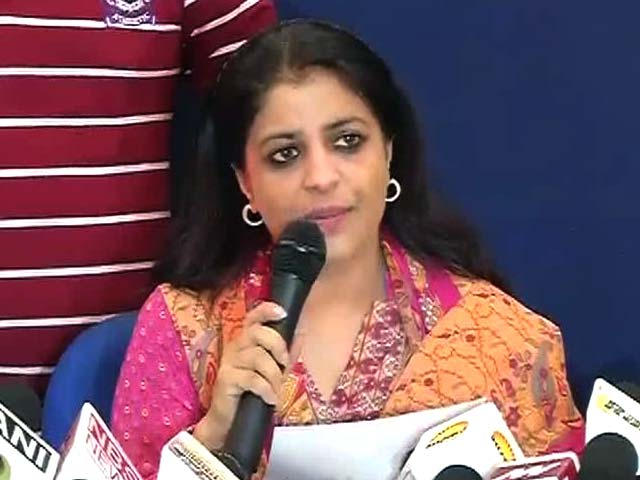 Video : Shazia Ilmi quits AAP, says 'lack of democracy' in party