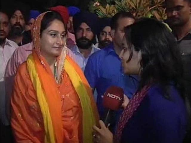 Video : Looking Forward to Working Under Dynamic PM: Harsimrat Kaur