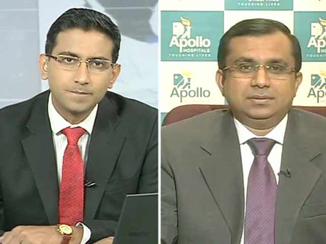 Video : Apollo Hospitals: New Hospital Occupancy still Picking Up