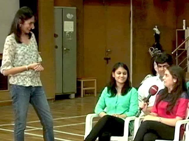 Video : School Done, College Next: Discussion With Students, Parents & Teachers