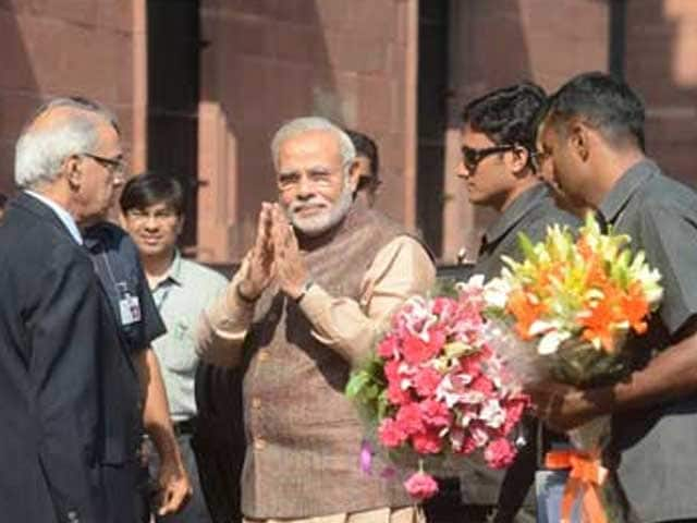 Video : Modi Meets BJP General Secretaries: Focus on Party and Government Co-Ordination