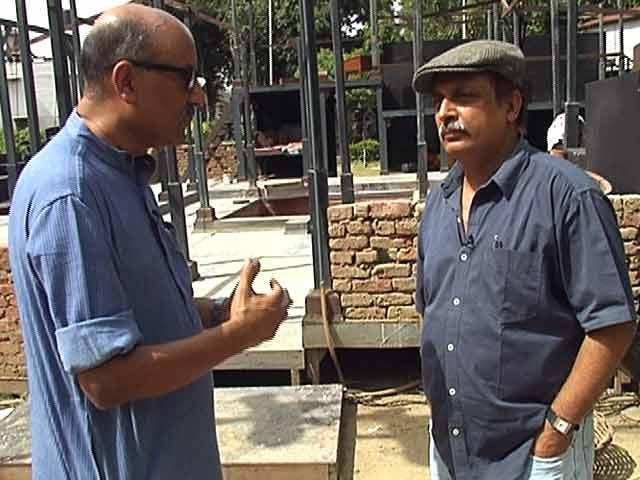 Video : Walk The Talk With Piyush Mishra (Part 2)