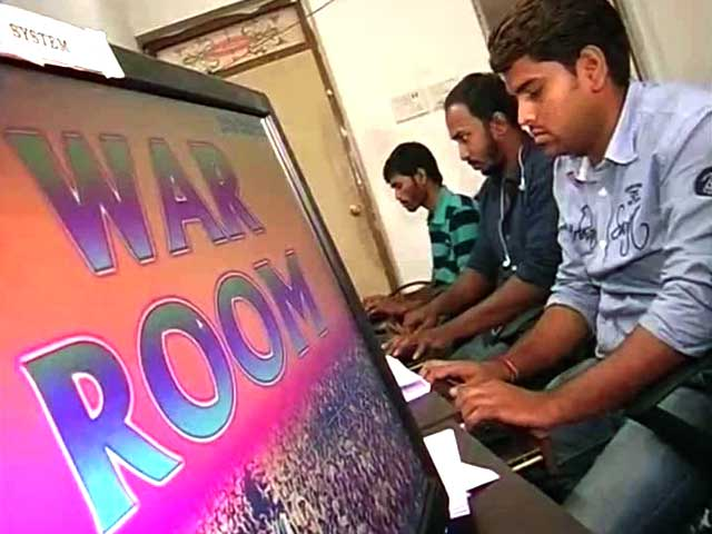 Video : On the Eve of Its Birth, War Lines Drawn in Telangana?