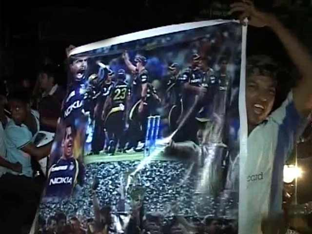 Video : Kolkata Knight Riders Fans Elated After Thrilling IPL Title Win