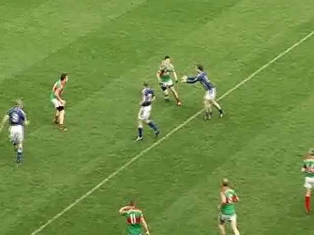 Video : For the Love of Sport: Gaelic Football