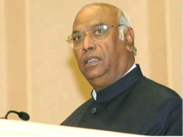 Video : Mallikarjun Kharge, Not Rahul Gandhi, to Lead Congress in Lok Sabha