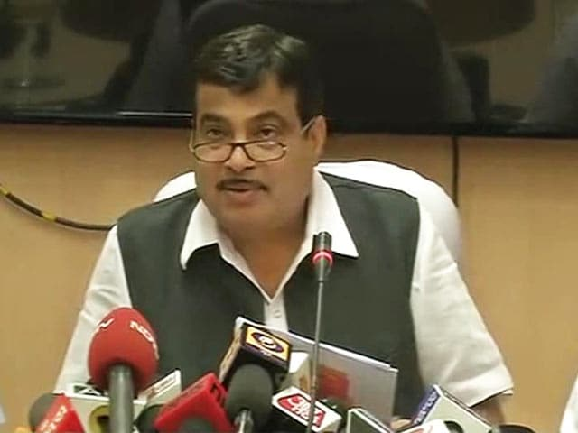 Video : Motor Vehicle Bill to be Upgraded to International Standards, Says Nitin Gadkari