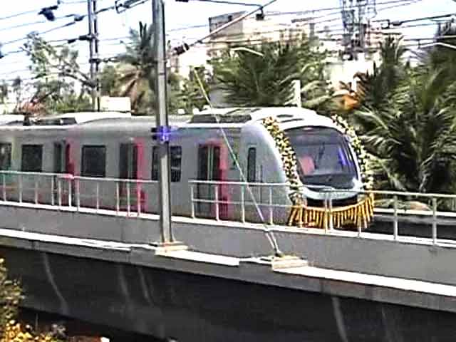 Video : Mumbai Metro Opens to Public Tomorrow Amid Row Over Fare