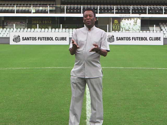 Video : FIFA World Cup: Pele Backs Cristiano Ronaldo, Lionel Messi and Neymar to Perform in Brazil