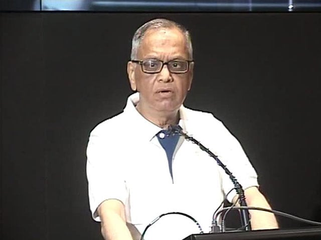 Video : 'Vishal Sikka means lots of money': Narayana Murthy on new Infy CEO