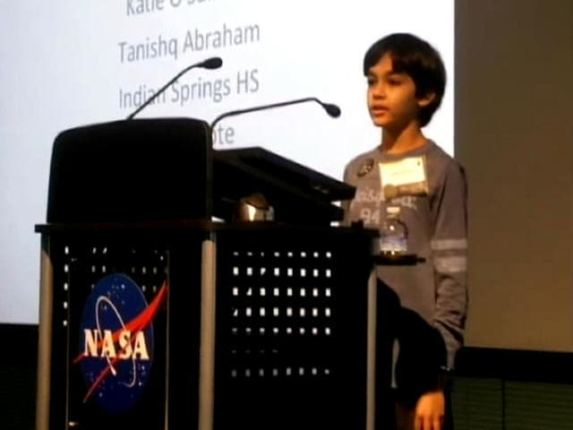 Video : 10-Year-Old Indian Prodigy Graduates US High School