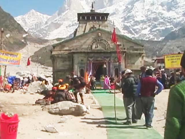 Video : India Matters: Kedarnath Chronicles - The Road Revisited