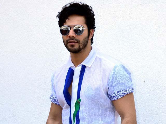 Varun Dhawan to go on a Crash Diet