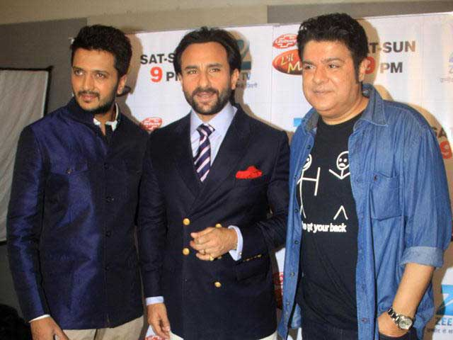 Saif Storms Out of Sets of Reality Show