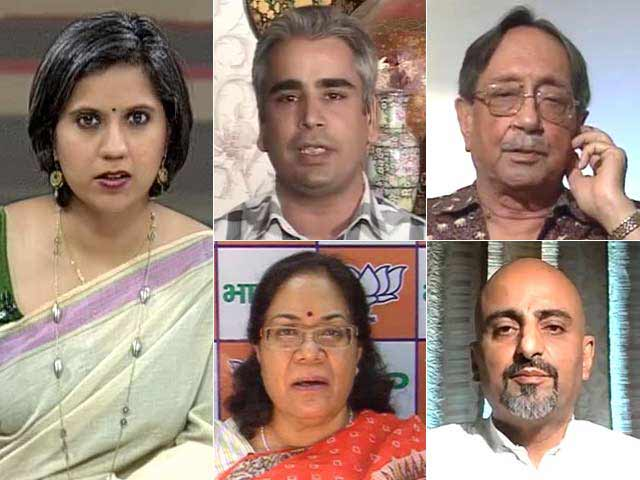 Video : Watch: Is NDA the Best Bet for Jammu and Kashmir?