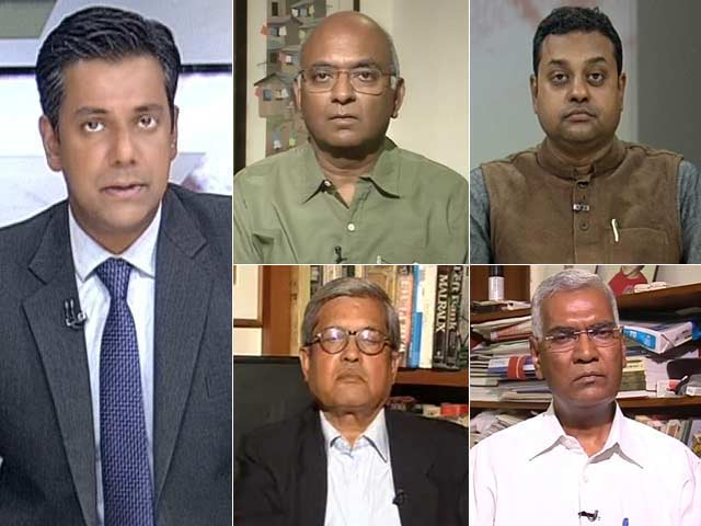 Video : Watch: Should UPA-Appointed Governors Resign or be Removed?