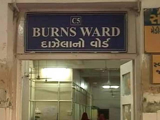 Video : Girl Allegedly Set on Fire After Fight over Sewage Line in Gujarat