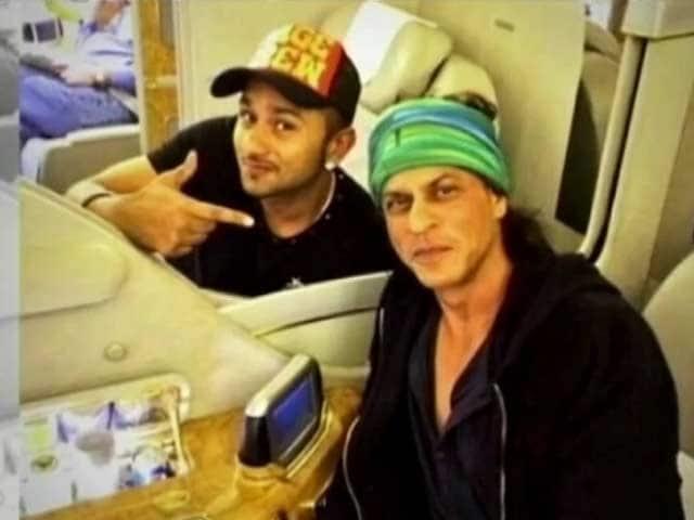 Yo Yo Honey Singh's Flying King Khan Class
