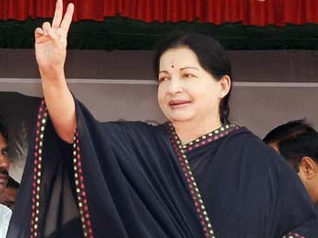 Video : Amend Tweet-in-Hindi Order, Writes Tamil Nadu's Jayalalithaa to PM