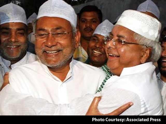 Video : With Bihar Elections Due, Nitish Kumar and Lalu Are Collaborating Often