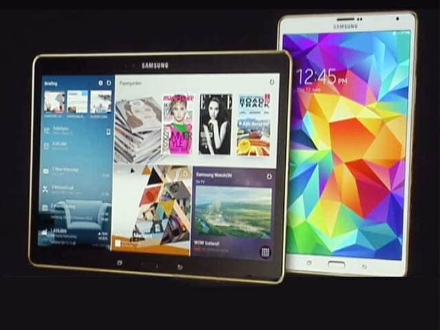 Video : सेल गुरु : सैमसंग ने लॉन्च किए दो नए टैब