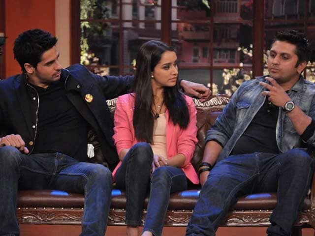 Video : Sidharth, Shraddha Promote Ek Villain Everywhere