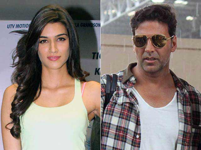 Kriti Sanon to be Seen Opposite Akshay Kumar