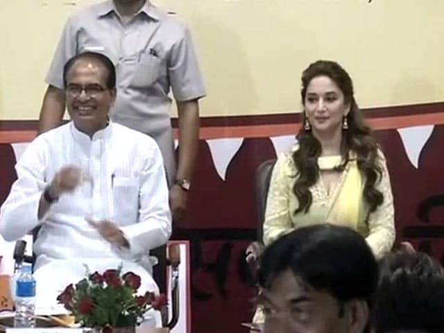Video : Madhuri Dixit: The Brand Ambassador of 'Mamta Abhiyaan'