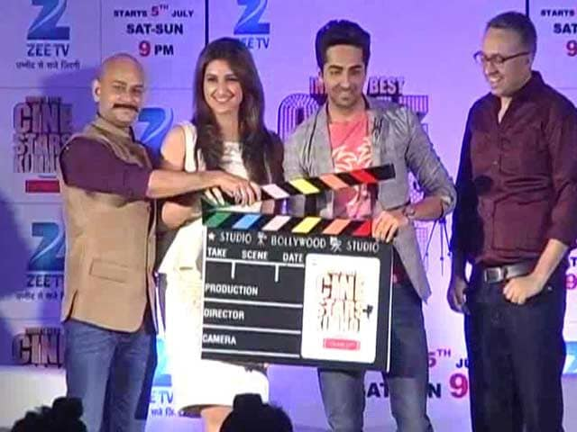 Parineeti, Ayushmann to Mentor Bollywood Hopefuls