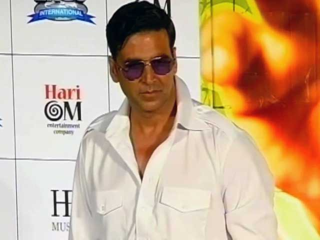 Akshay Kumar Back on Small Screen?