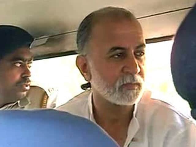 Video : Tehelka Founder Tarun Tejpal Gets Bail From Supreme Court