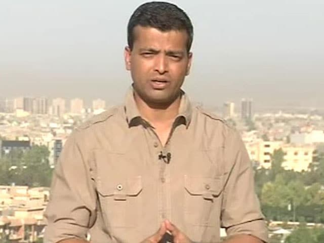 Video : Indian Nurses in 'Difficult Situation' in Tikrit