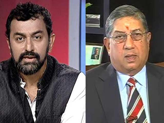 Video : ICC Will Have Zero Tolerance Towards Corruption: N Srinivasan