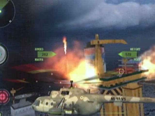 Video : Indian Air Force Launches 3D Mobile Game
