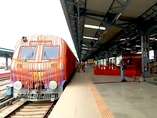 Video : कटरा से दिल्ली ट्रेन को हरी झंडी दिखाएंगे मोदी