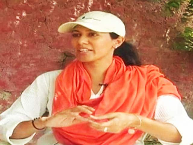 Video : Real Women, Incredible Lives: From Corporate Career to Village Sarpanch