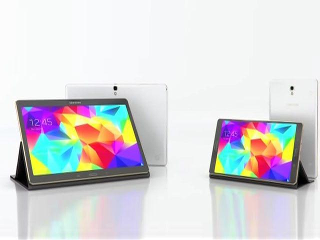 Video : Gadget Guru Tablet Preview: Samsung Galaxy Tab S Series