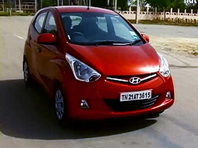 Video : Hyundai Eon gets 1.0 Kappa Power