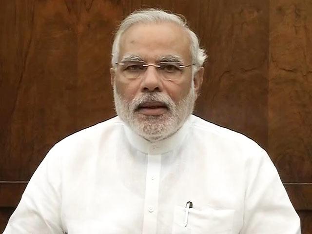 Video : Rail Budget 2014: 'Railways Can't Be Run on Ad-Hocism', says PM Narendra Modi
